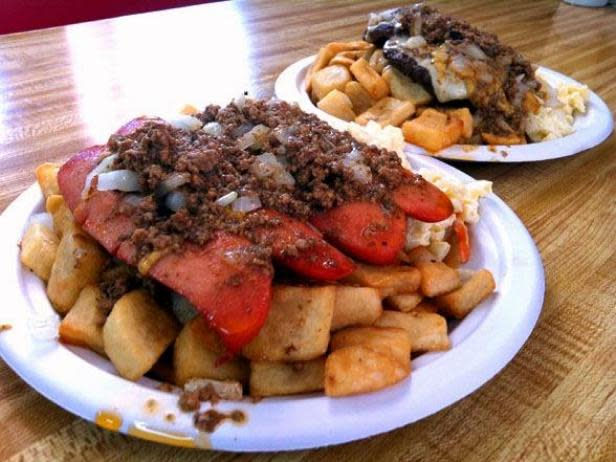 The Garbage Plate