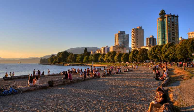 Beaches In Vancouver Bc