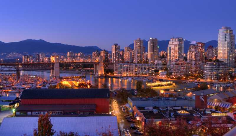 Vancouver, BC Visitor Guides
