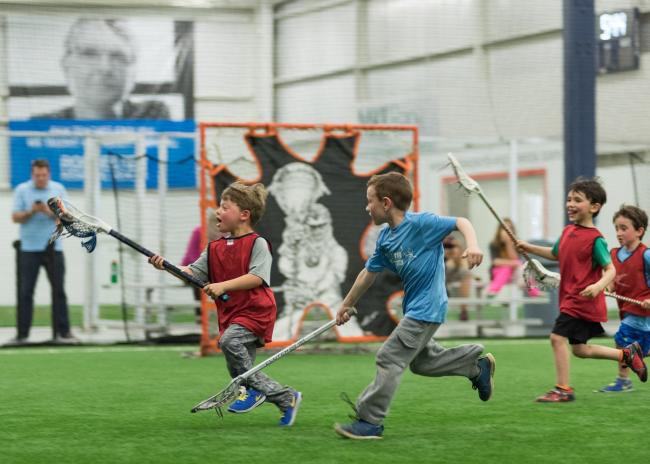 Youth Lacrosse at Total Sports Experience