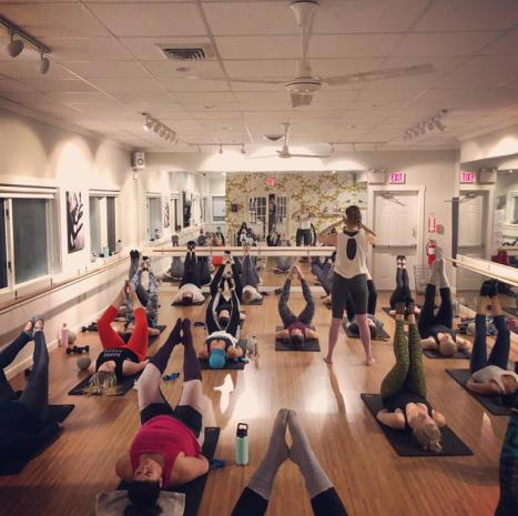 One Month Unlimited for $59 at Studio Barre