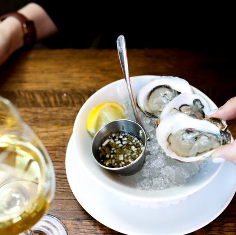 $1 Oysters + Clams