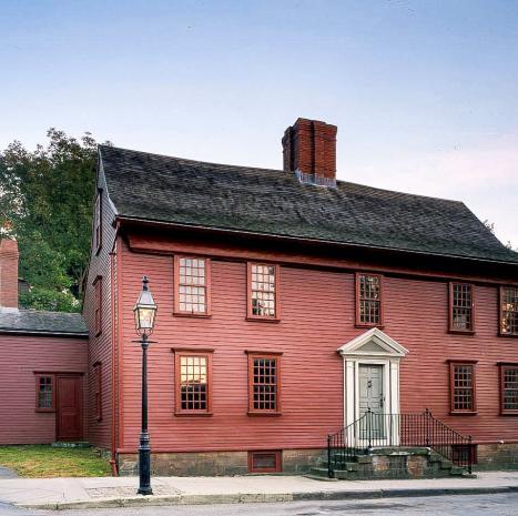 Wanton Lyman Hazard House