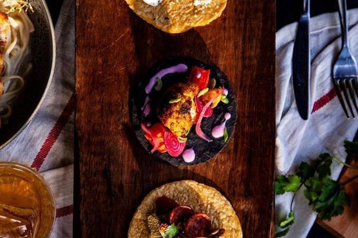 El Mercado Cuisine Santa Ana Tacos