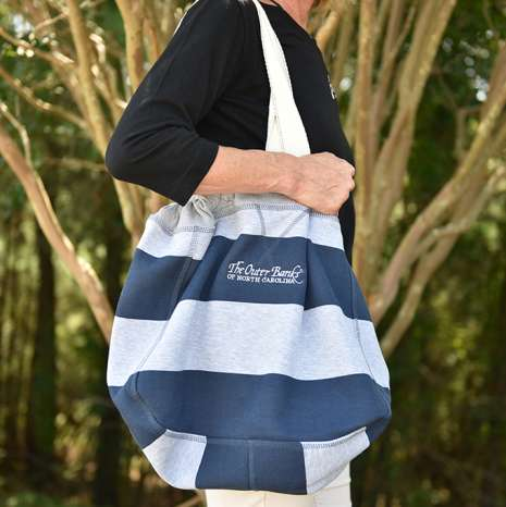OBX | Outer Banks Beachcomber Bag Alt