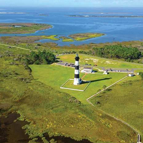 Beacons, Buccaneers and Pioneers - Outer Banks
