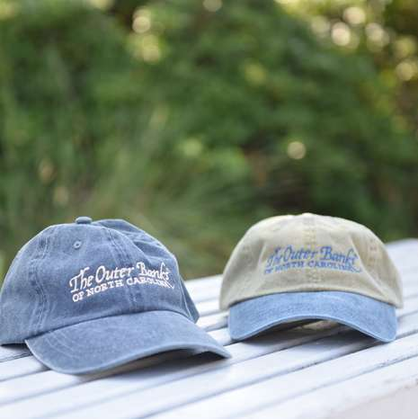 OBX | Outer Banks Denim Hats