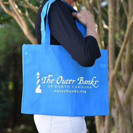 OBX | Outer Banks Eco-Tote Bags Alt