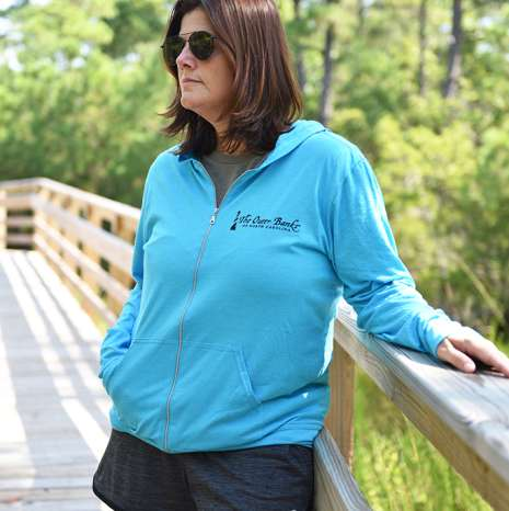 OBX | Outer Banks Full Zip Hooded Jacket