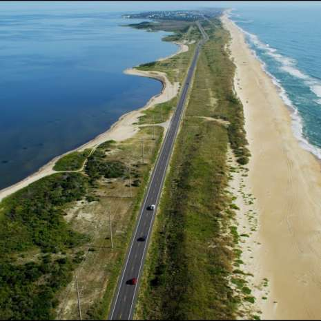 Video Thumbnail - youtube - The Outer Banks in 15 secs. | #OuterbanksSoul