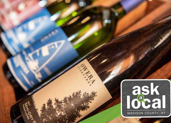 Caitlin & Owera Vineyards - Ask a Local