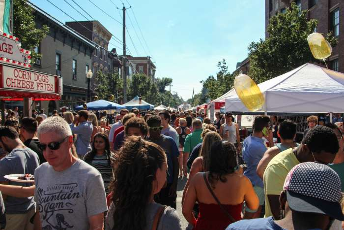 Street fair