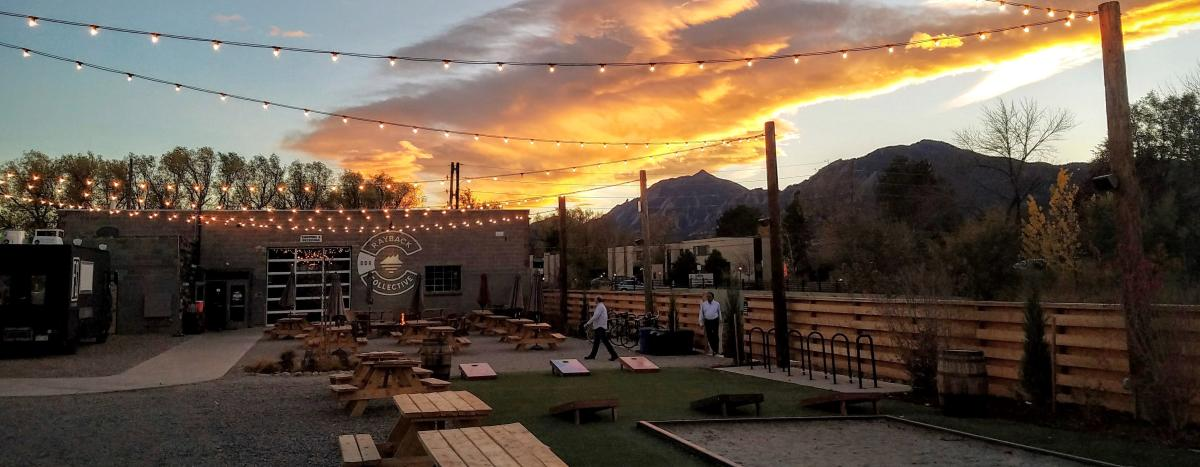 Rayback Collective Food Truck Park Boulder