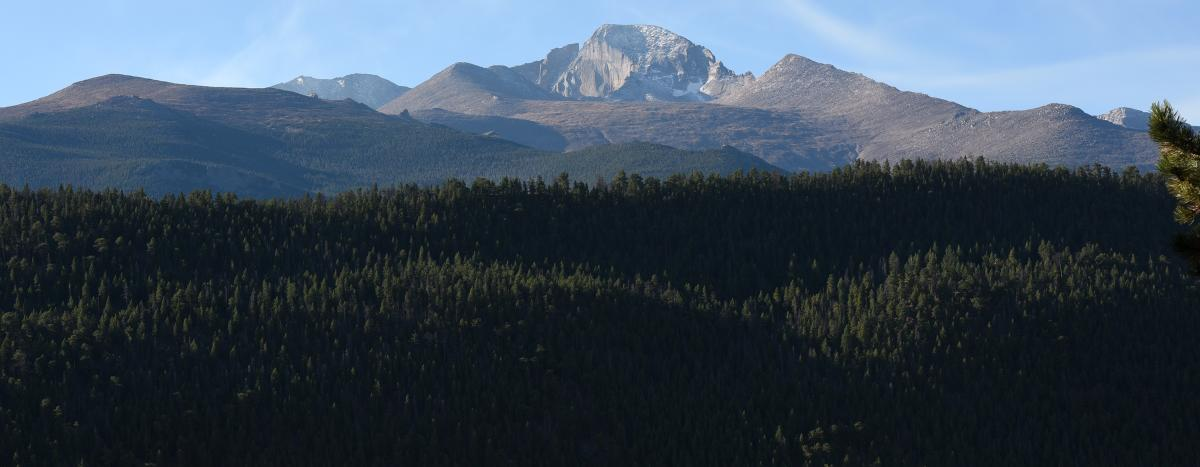 Copy of Rocky Mountain National Park in the Fall