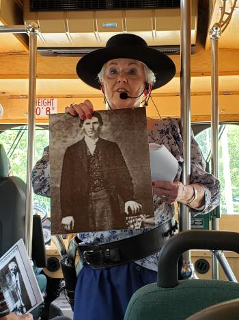 Special trolley tour