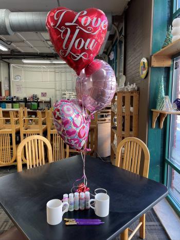 Creative Sparks Valentine's Day
