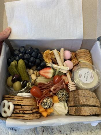 Prairie Grazer box