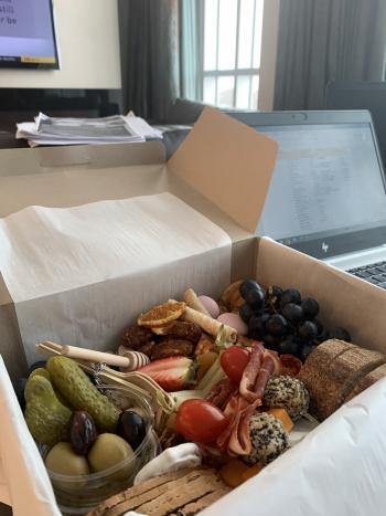 Prairie Grazer box workcation