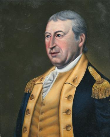Horatio Gates credit Kelly Pauley