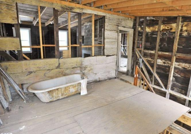Inside the Maynard-Burgess House shows the challenges of renovation