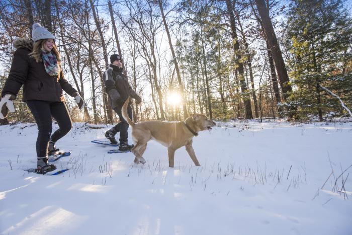 Eau Claire Winter Outdoor Adventure at Tower Ridge