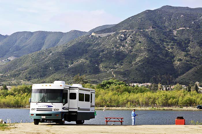 Lake Elsinore Marina Rv Park