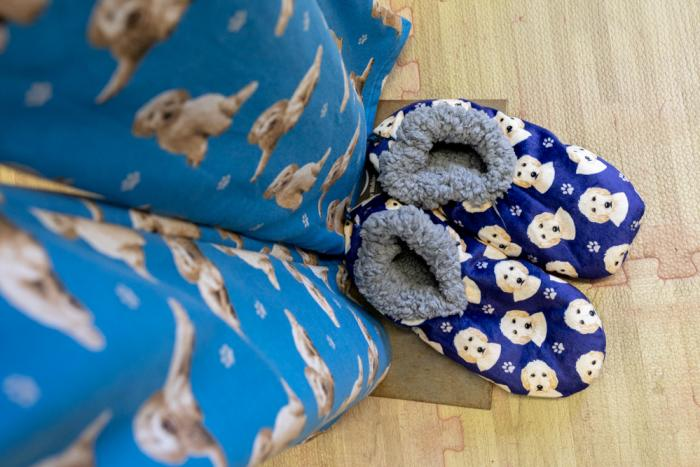 All About Animals Puppy PJs