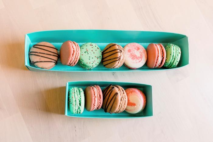 Macarons from Sugar and Slice Bakery