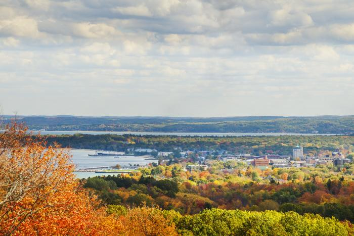 One Fall Day In Traverse City Traverse City Mi