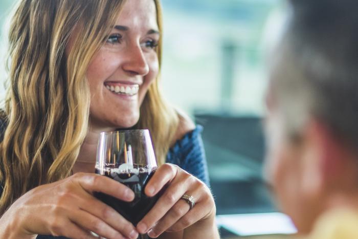 Wine Tasting at Rove