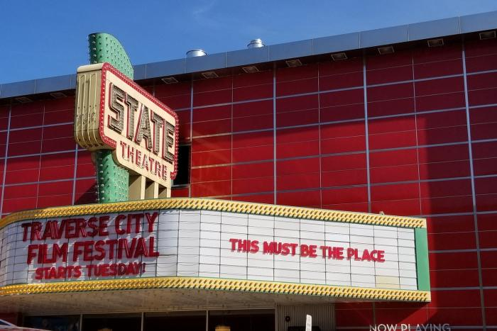 State Theatre & the Traverse City Film Festival