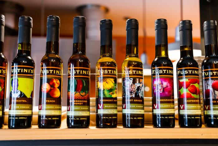 Fustini's Oils & Vinegars in Traverse City