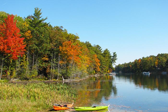Spider Lake Kayaks