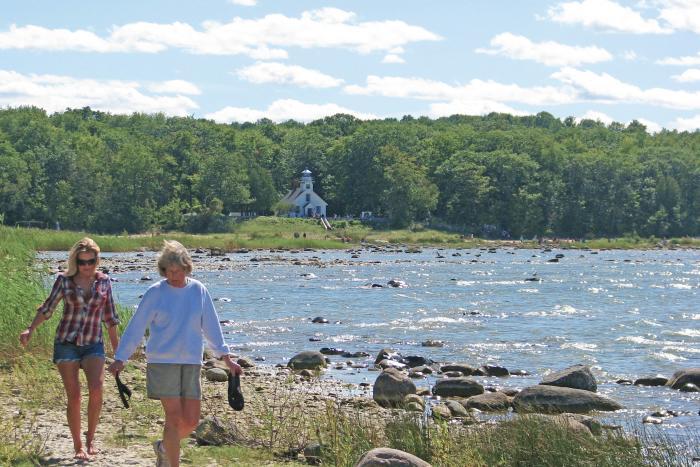 Old Mission Lighthouse Park