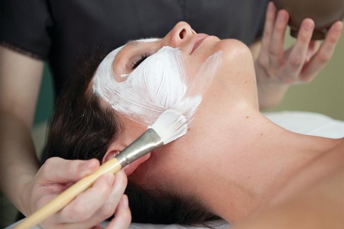 Facial at Grand Traverse Resort & Spa