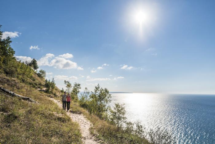 Empire Bluff Trail