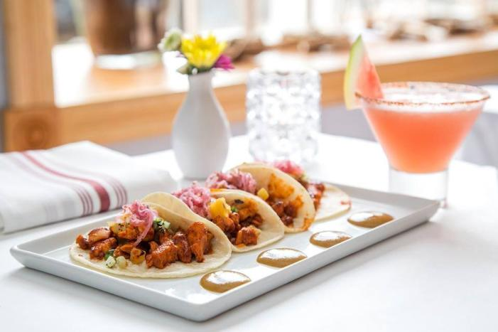 Aurora tacos