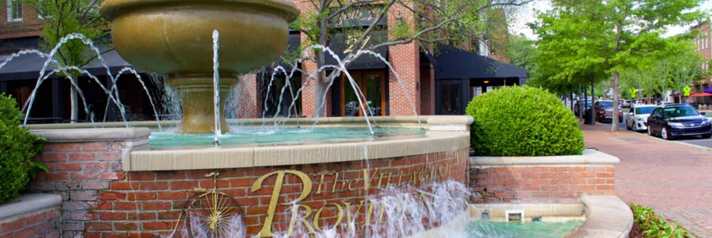 Providence-Fountain