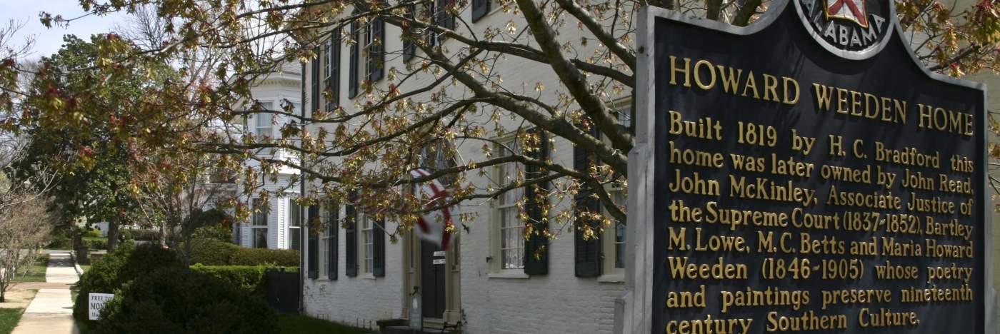 Weeden House