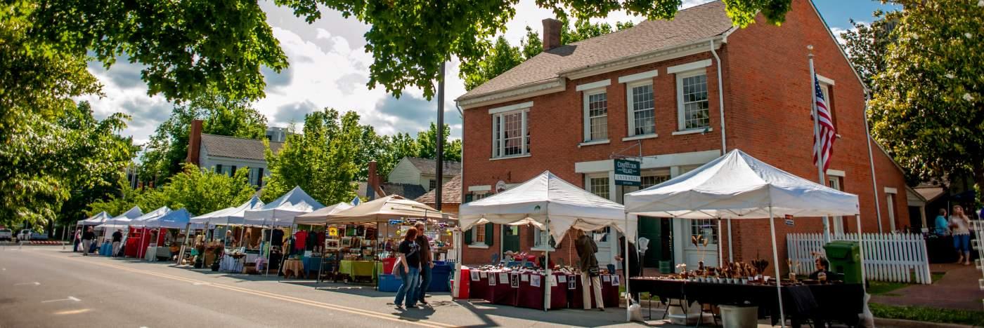 Greene St. Market by Constitution Village