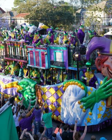 Mardi Gras New Orleans 2020.Mardi Gras New Orleans