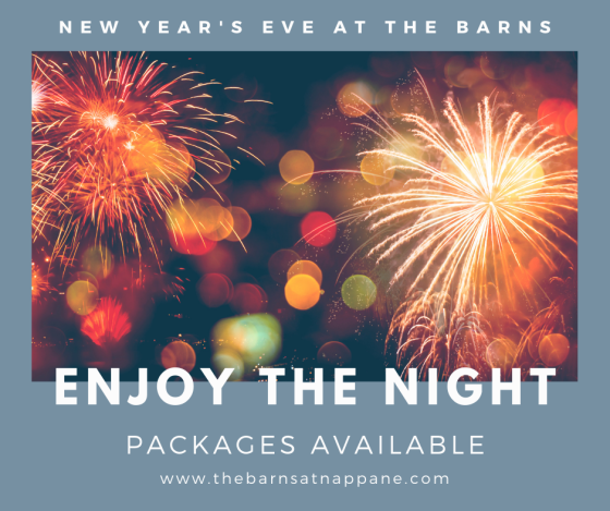 New Year's Eve at The Barns