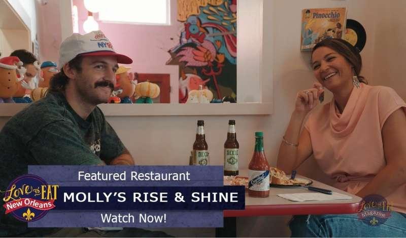 Magazine Street Episode - Molly's Rise & Shine