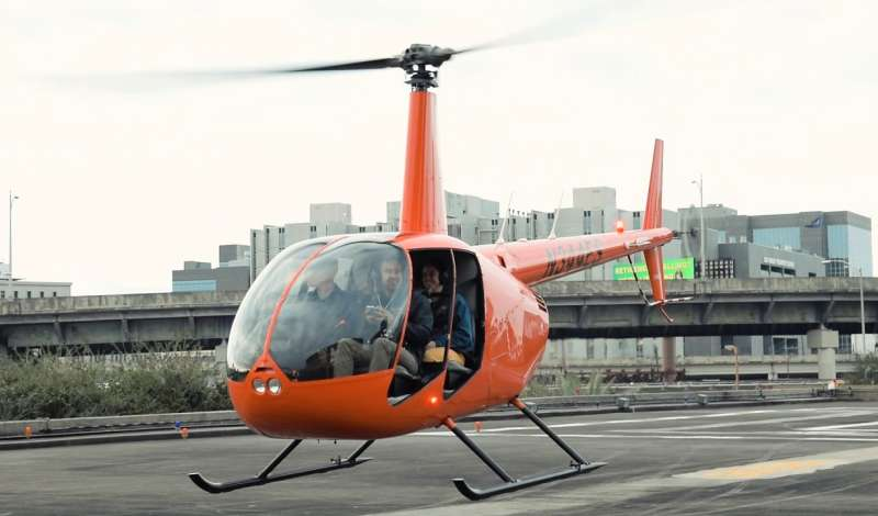HeliCo - NEW ORLEANS HELICOPTER TOURS