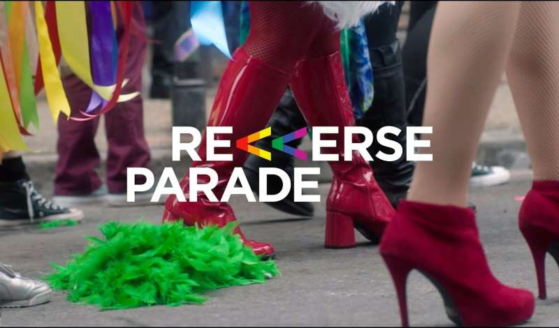 Reverse Parade :60 Spot