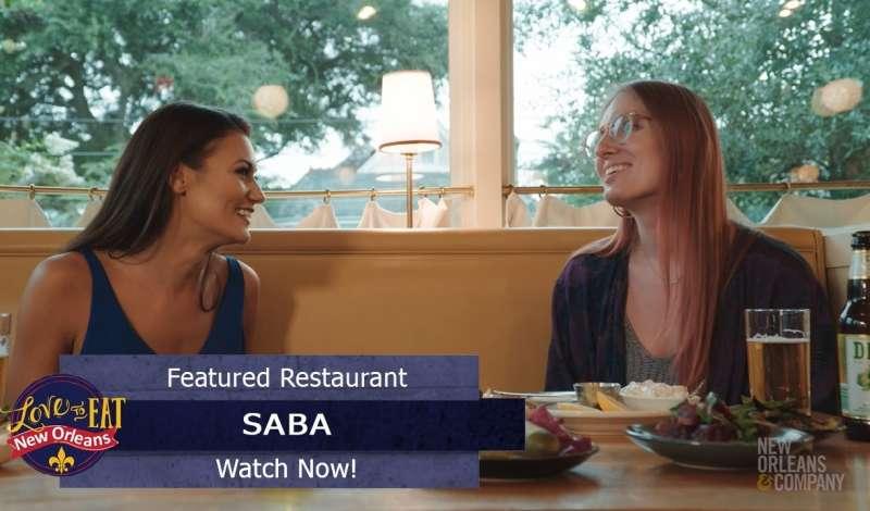 Magazine Street Episode - Saba