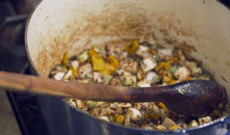 NOLA Eats: Dirty Rice Jambalaya