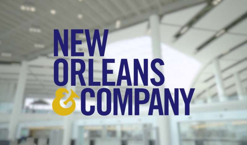 Take a Sneak Peek Inside the New Airport - New Orleans