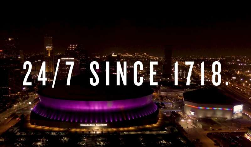 New Orleans: 24/7 Since 1718