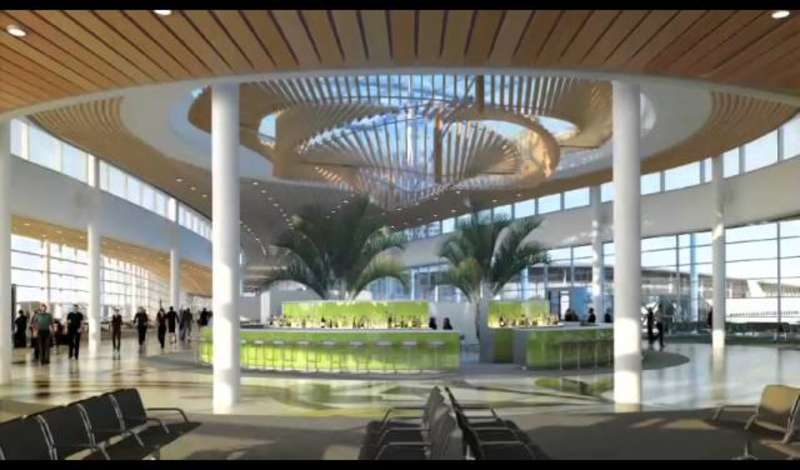 A World Class Airport Terminal for New Orleans